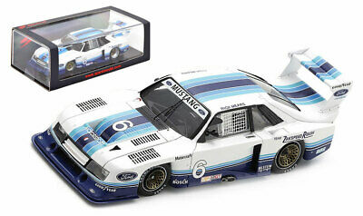 £79.99 • Buy Spark S2630 Ford Mustang GTP Zakspeed Sears Point 1982 - Rick Mears 1/43 Scale