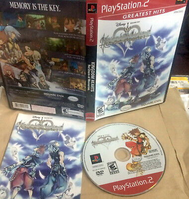 £30 • Buy Kingdom Hearts RE Chain Of Memories PS2