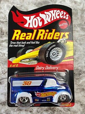 $18.50 • Buy Hot Wheels Redline RLC Series 5 Dairy Delivery Adult Collected Diecast Toy Car