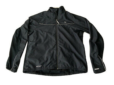 $22 • Buy Pearl Izumi Mens Select Thermal Barrier Jacket - Black - Size XXL