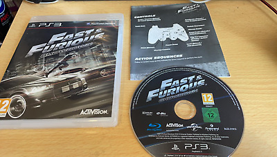 £7.95 • Buy Fast And Furious Showdown ~ Playstation 3 (Very Good Condition)