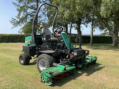 £4950 • Buy Ransomes 2250 Plus Parkway Cylinder Mower