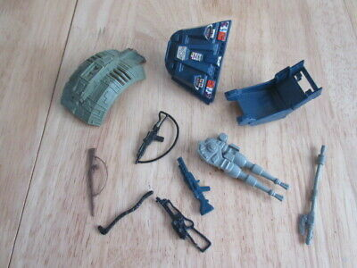 $ CDN5.18 • Buy Vintage Star Wars VEHICLE PARTS For Action Figures LOT Hand Guns Weapons Parts