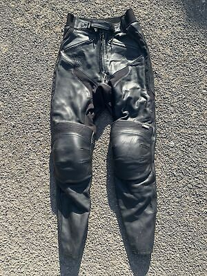 """£29.99 • Buy Triumph Triple Connection Motorcycle Trousers Size Small 28""""?"""