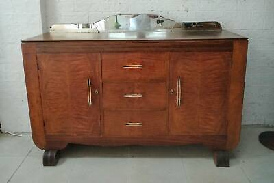 AU395 • Buy Vintage Art Deco Sideboard - Delivery Available