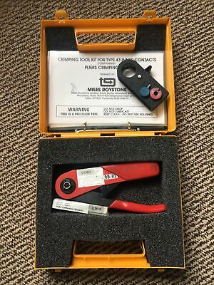 £19.99 • Buy British Telecom Pliers Crimping Tool 19A Made By MILES ROYSTON LTD. Vintage Tool