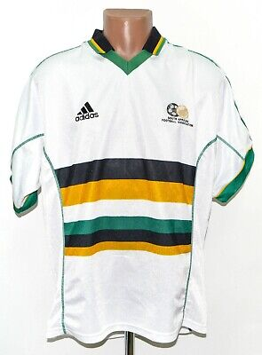 £74.99 • Buy South Africa National Team 1999/2002 Home Football Shirt Jersey Adidas Size Xl