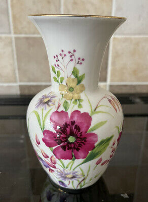 £3.99 • Buy Regal Floral Vase Bone China Collection 14cm Tall