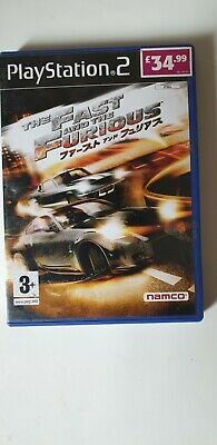 £3.99 • Buy The Fast And The Furious (Sony PlayStation 2, 2006)