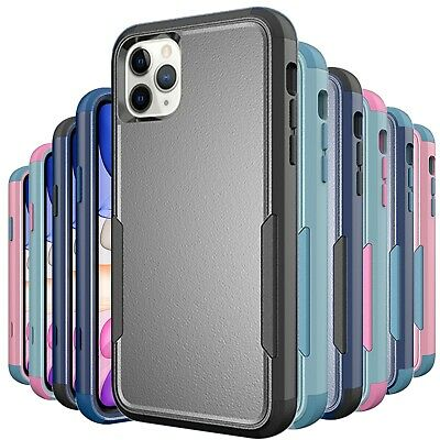 AU10.87 • Buy For IPhone 12 Pro Max 11 6 7 8 Plus XR XS Max Shockproof Case Rugged Hard Cover