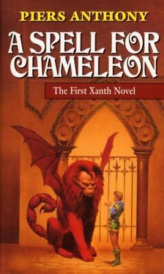 £2.75 • Buy A Spell For Chameleon [Xanth, Book 1] [ Piers Anthony ] Used - VeryGood