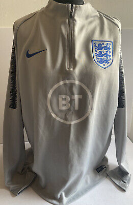 £54.99 • Buy Nike England Player Version Drill Training Top BT Size Adult XL