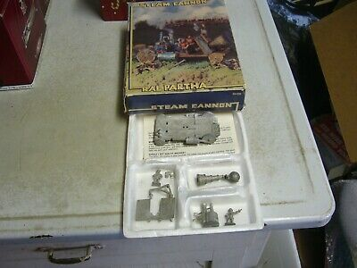 £7.16 • Buy Ral Partha Steam Cannon Fantasy Collectors Box Set  Unpainted Missing One Dwarf