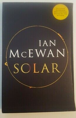 £24.95 • Buy Ian McEwan Solar Signed And Numbered First Edition Waterstones Slipcase