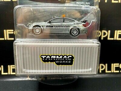 AU1.74 • Buy CHASE Tarmac Works 2021 Global64 MERCEDES-BENZ C63 AMG Coupe Blk DTM SAFETY Car