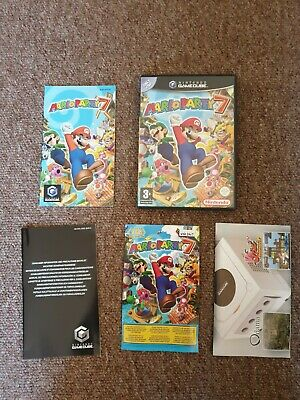 £22.60 • Buy Mario Party 7 GameCube Nintendo Pal With Manuals (Case Only)
