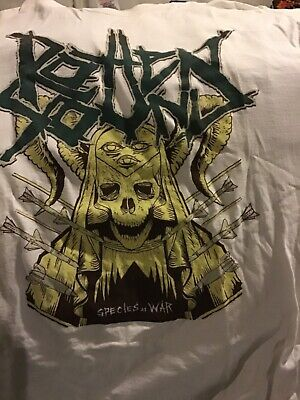 $20 • Buy ROTTEN SOUND S/S XL: Mumakil, Insect Warfare, Nails, Magrudergrind, Repulsion