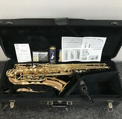 £3511.30 • Buy YANAGISAWA T-WO20 Tenor Saxophone With Case Made In Japan Mint Condition