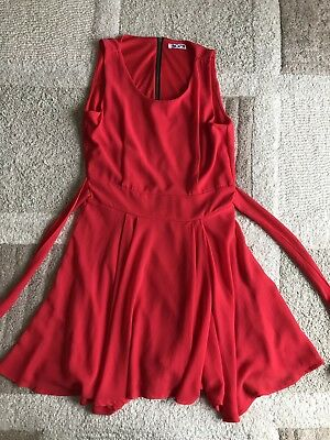 £3 • Buy Wal G Red Dress Size Small Size 8/10 Summer Holiday Party