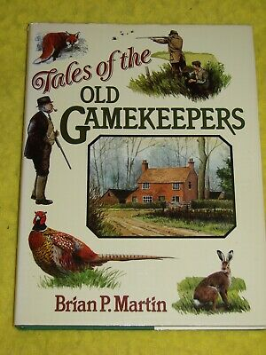 £5 • Buy Tales Of The Old Gamekeepers, 1992 H/b, VG/G, Keepers, Poachers, Nature, Illust.