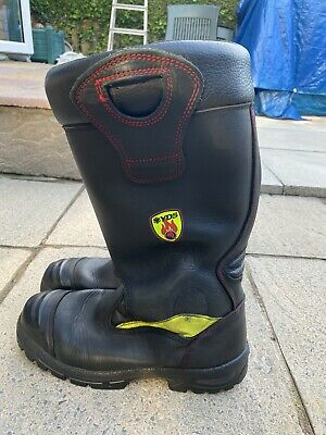 £20.80 • Buy Genuine Issue Fire Fighter Boots, Size 10.5