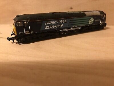 £120 • Buy 371-657 Graham Farish Class 57 57309 DRS 'Pride Of Crewe' DCC Fitted