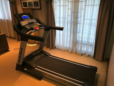 AU950 • Buy C4000 NordicTrack Commercial Treadmill W/ Heart Rate Monitor + Chest Strap