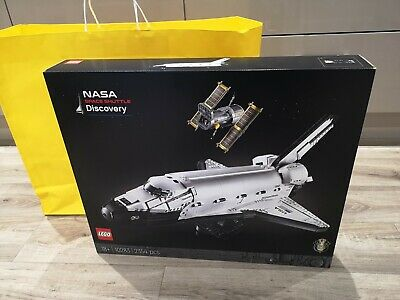 £168 • Buy Brand New And Sealed LEGO 10283 NASA Space Shuttle Discovery