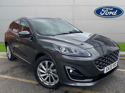 £35799 • Buy 2020 Ford Kuga 2.0 Ecoblue 190 Vignale 5Dr Auto Awd Estate Diesel Automatic