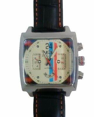 £59 • Buy Motorsport Mens Watch New With Tag Le Mans Steve McQueen Style F1