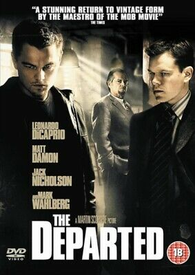 £3.20 • Buy The Departed DVD *NEW & SEALED*