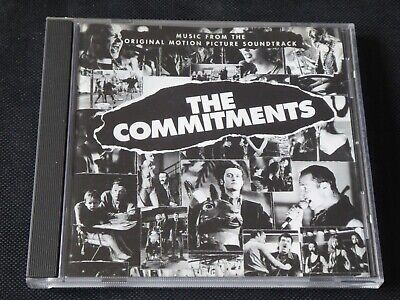 £0.99 • Buy The Commitments - Music From The Original Motion Picture Soundtrack CD 1991