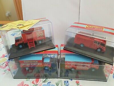 £37 • Buy Oxford Diecast Chipperfields Circus X 4 Limited Edition Excellent Condition