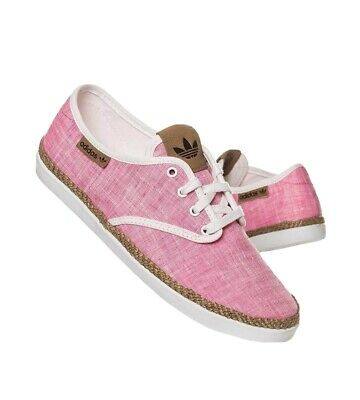 £24 • Buy Adidas Adria Shoes Trainers Ladies Pink-White