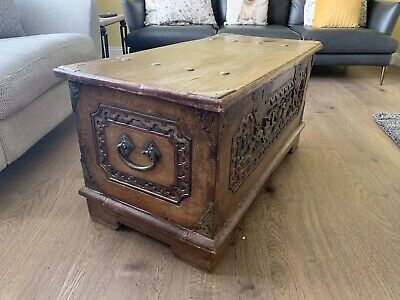£200 • Buy Indonesian Wooden Chest/trunk