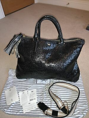 £165 • Buy Anya Hindmarch Huxley Tote Immaculate Used Condition