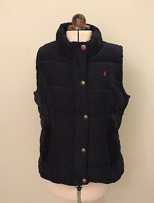 £25.99 • Buy Joules Higham Blue Padded Bodywarmer Gilet Jacket Outdoor Country Casual UK16
