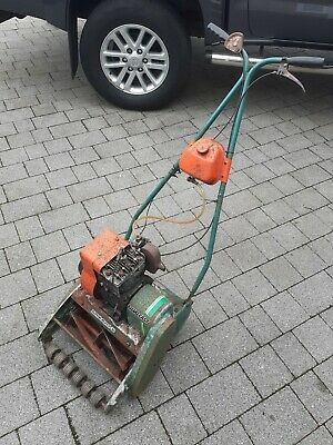 £0.99 • Buy Qualcast Suffolk Punch 30 Cylinder Petrol Self Driven Roller Lawn Mower Project
