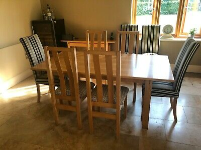 £100 • Buy Dining Room Furniture Set - Table, 8 Chairs, 2 Coffee Tables, Console, Sideboard
