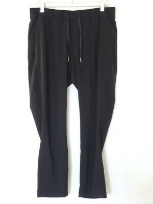 $ CDN49.93 • Buy Lululemon ON THE FLY PANTS *Woven 28  Black (First Release) Size 10