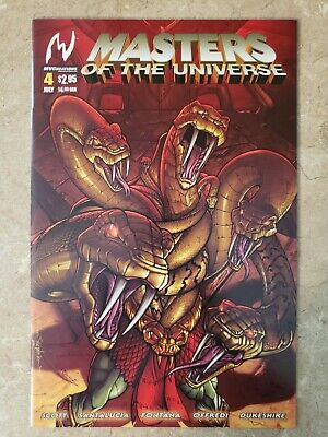 $7.99 • Buy Masters Of The Universe 4
