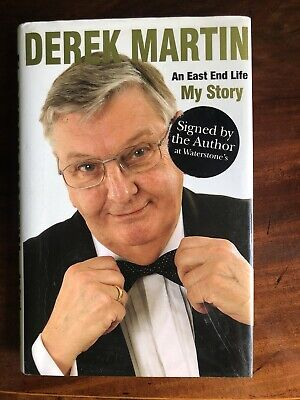 £14.95 • Buy Derek Martin An East End Life My Story Signed First Edition Book Autobiography