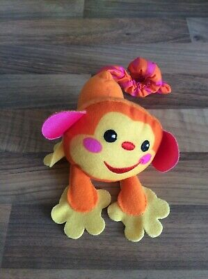 £4.99 • Buy Replacement Fisher Price Rainforest Gym Orange Spare Hanging Frog