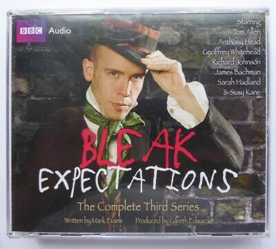 £4.50 • Buy Bleak Expectations The Complete Third Series 3 CDs BBC Audio Book