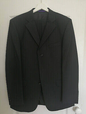 £10 • Buy Dark Blue M&S Taylor & Wright Business Suit