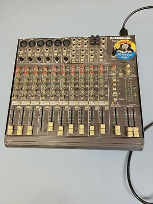 $59.99 • Buy Mackie 1402-VLZ Pro 14-Channel Mixer Untested