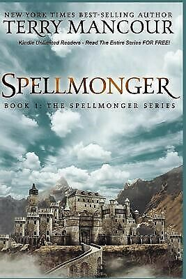 AU56.21 • Buy Spellmonger: Book 1 Of The Spellmonger Series By Mancour, Terry Lee -Paperback