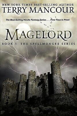 AU61.40 • Buy Magelord: Book Three Of The Spellmonger Series By Mancour, Terry -Paperback
