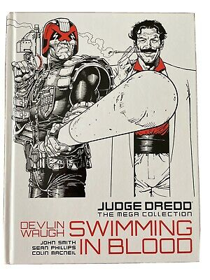 £2.90 • Buy Judge Dredd The Mega Collection 14: Devlin Waugh Swimming In Blood 2000AD