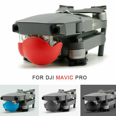 AU5.99 • Buy New Silicone Protective Case For DJI MAVIC PRO Drone Gimbal Lens Cover With Belt